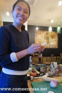 Taller de kimchi portada