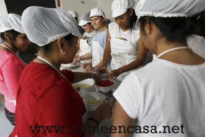 Mujeres gastronómicas gaditanas