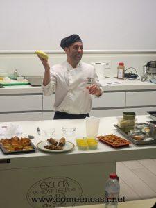 Seminario pastelería andaluza