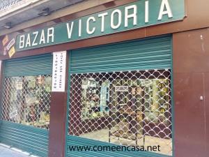 Cierra Bazar Victoria