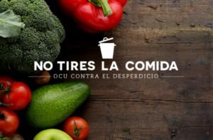 CAMPAÑA NO TIRES LA COMIDA