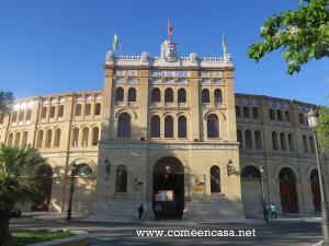 Cata taurina en El Puerto: la plaza