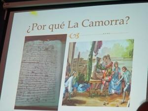 La Camorra, una tertulia europea en Cádiz