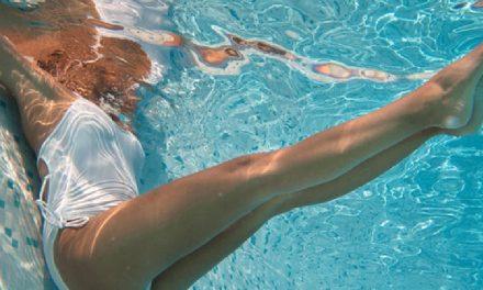 5 mejores rutinas de ejercicios para la piscina
