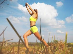 mantenerse en forma durante el verano