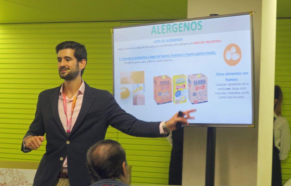Andalucía Sabor: cocina con alérgenos