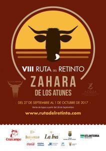 VIII Ruta del Retinto de Zahara @ Zahara de los Atunes (Cádiz)