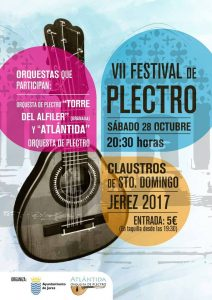 VII Festival De Plectro Bahía de Cádiz @ Claustros de Santo Domingo
