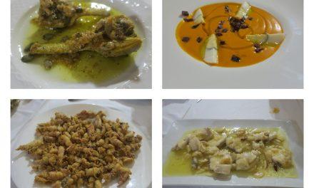 Almuerzo en Los Esteros, en Puerto Real