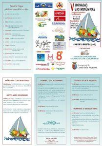 V Jornadas Gastronómicas Los Borriquetes @ Paseo Marítimo de Conil (Cádiz) y edificio de La Chanca