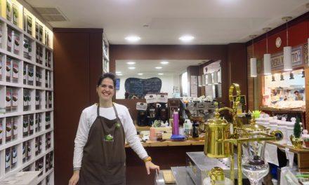 Cafeteate, en el mercado de Triana