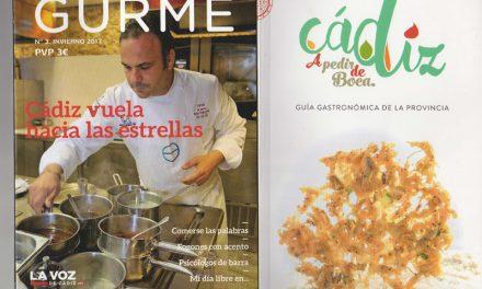 Dos guías y una revista digital