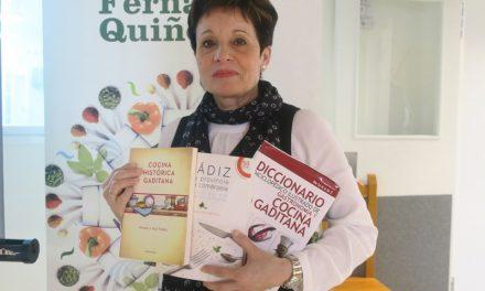 Libros gastronómicos gaditanos