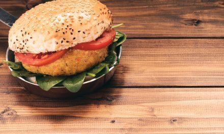 5 opciones innovadoras para preparar hamburguesas vegetarianas
