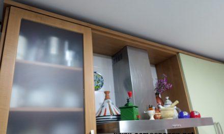 Las cocinas no son para bajitos
