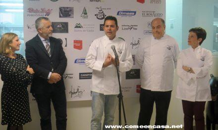 Presentación del Concurso Mejor Chef Sierra de Cádiz