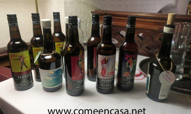 Curso Iniciación a los vinos de Jerez (Conceptos)