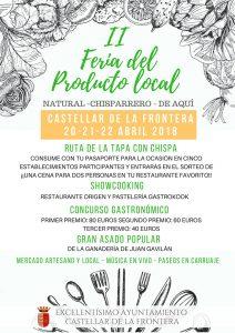 II Feria del Producto Local de Castellar de la Fra. (Cádiz) @ Castellar de la Frontera (Cádiz)