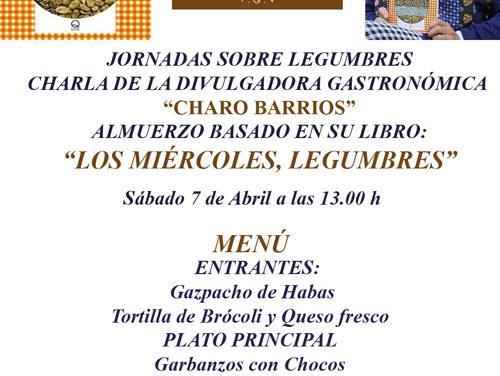 Jornada sobre las legumbres en El Berrueco Gastro