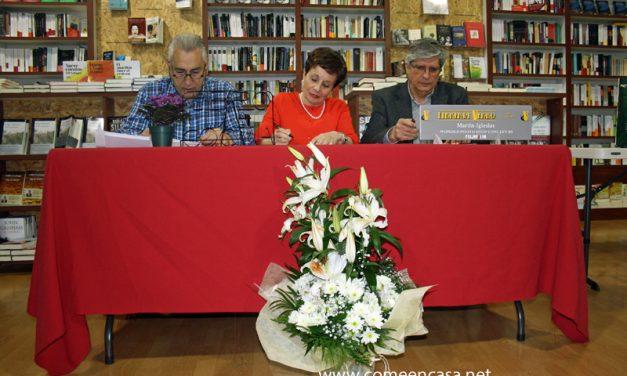 Presentación de mi libro con Apoloybaco