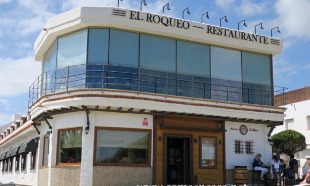 Almuerzo marinero en El Roqueo