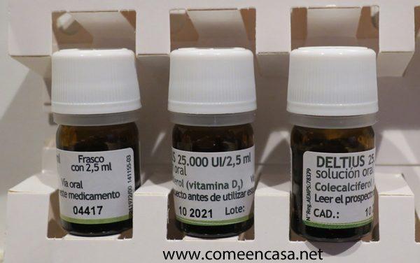 En busca de la vitamina D