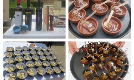 Arqueología gastronómica en Itálica
