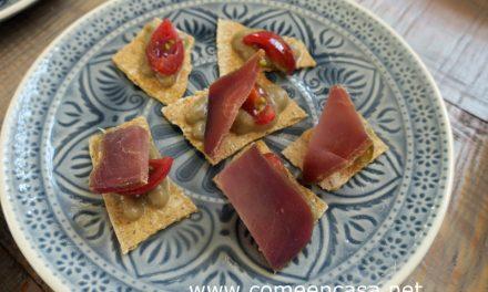 Tres recetas de mojama (de Barbate e Isla Cristina)