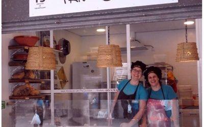 El pan de AIDA en el Mercado Central