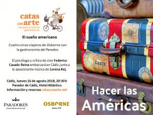 CATAS CON ARTE @ Parador de Cádiz, Hotel Atlántico otel Atlántico