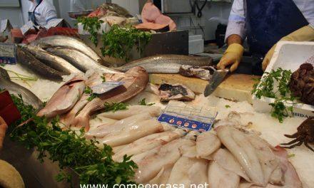 Bulos sobre el pescado