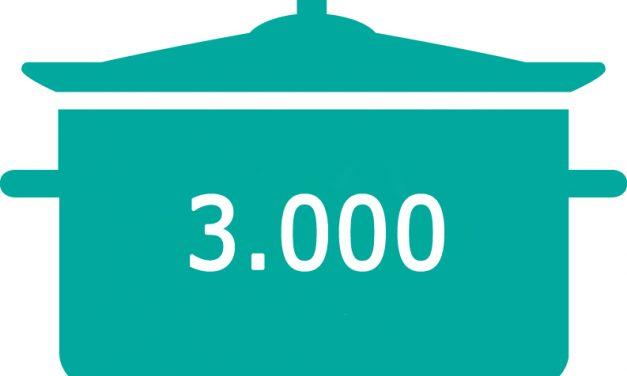 Soy el 3.000