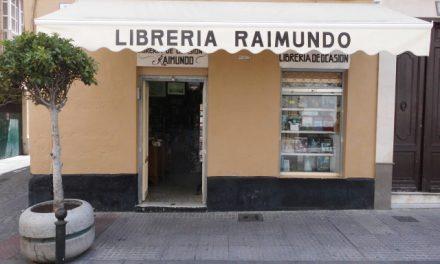 Pasé por la Librería Raimundo…