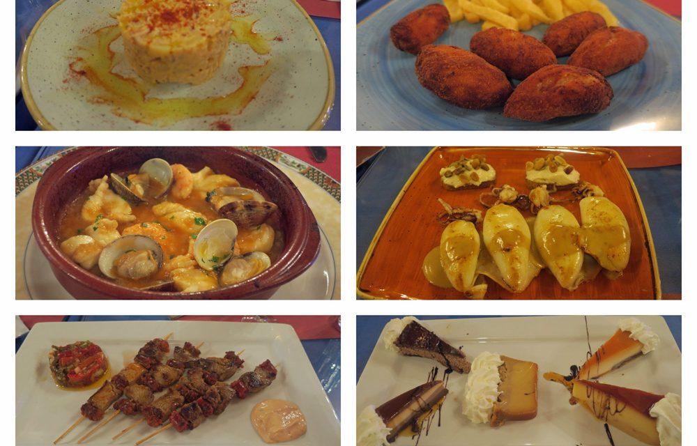 Almuerzo en Casa Juan, Chipiona