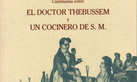 Doctor Thebussem, un gastrónomo gaditano del Xiglo XIX