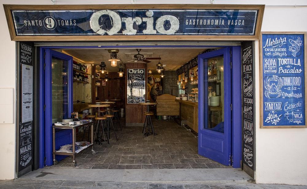 Abre Orio, Taberna Vasca en Sevilla
