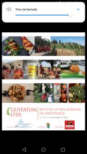 """RUTA DE LA TAPA DE SANTIPONCE 2018 """"GUSTATUM ITER"""" @ Localidad de Santiponce (Sevilla)"""