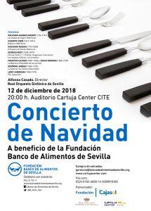 CONCIERTO DE NAVIDAD - BANCO DE ALIMENTOS @ Auditorio Cartuja Center