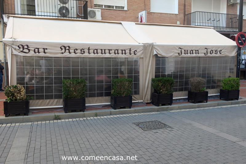 Bar Juan José, Huelva