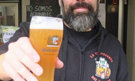 Ricardo Reyes, cervecero profesional y soñador
