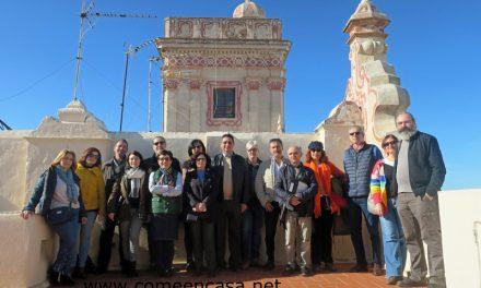 Buscando a Delacroix en Cádiz (ruta de prueba)