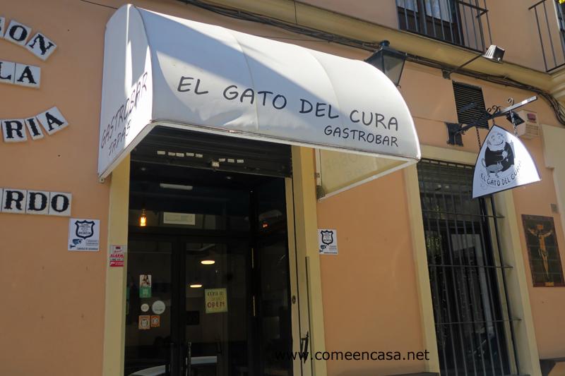 El Gato del Cura, en Sevilla