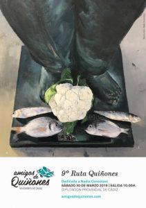 IX Ruta Fernando Quiñones @ Fachada Diputación Provincial de Cádiz