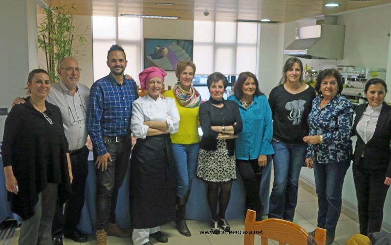 Comer y convivir en la Escuela de Hostelería Fernando Quiñones