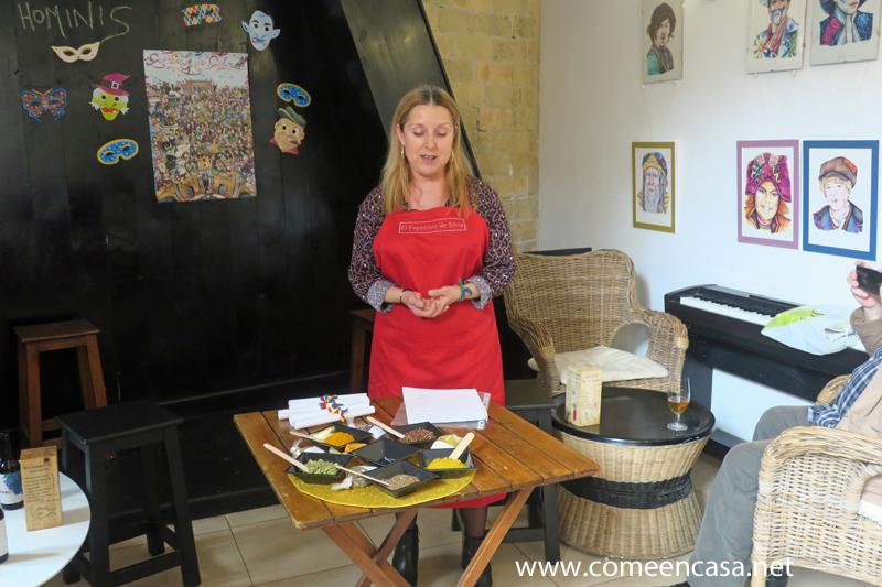 El Especiero de Silvia en La Casapuerta