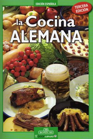 La cocina alemana, edición española