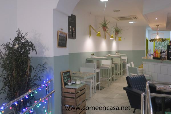 MISS KAFEINA, cafetería amable en Cádiz