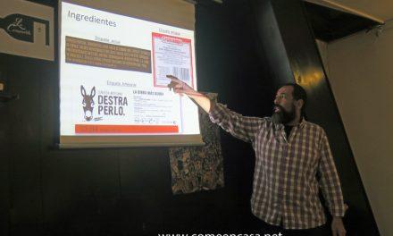 Ricardo Reyes y las cervezas artesanas en La Casapuerta