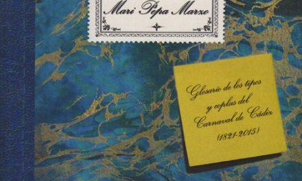 Palabras recogidas del Carnaval: Cuaderno de Mari Pepa Marzo
