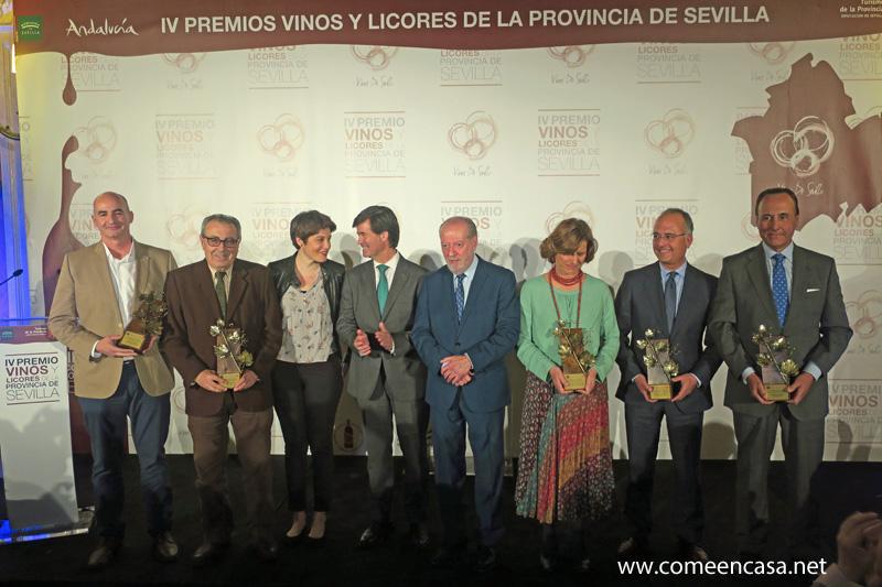 """Premio """"Vinos y Licores de la Provincia de Sevilla"""" 2019"""